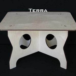 Tavolino per sale d'attesa