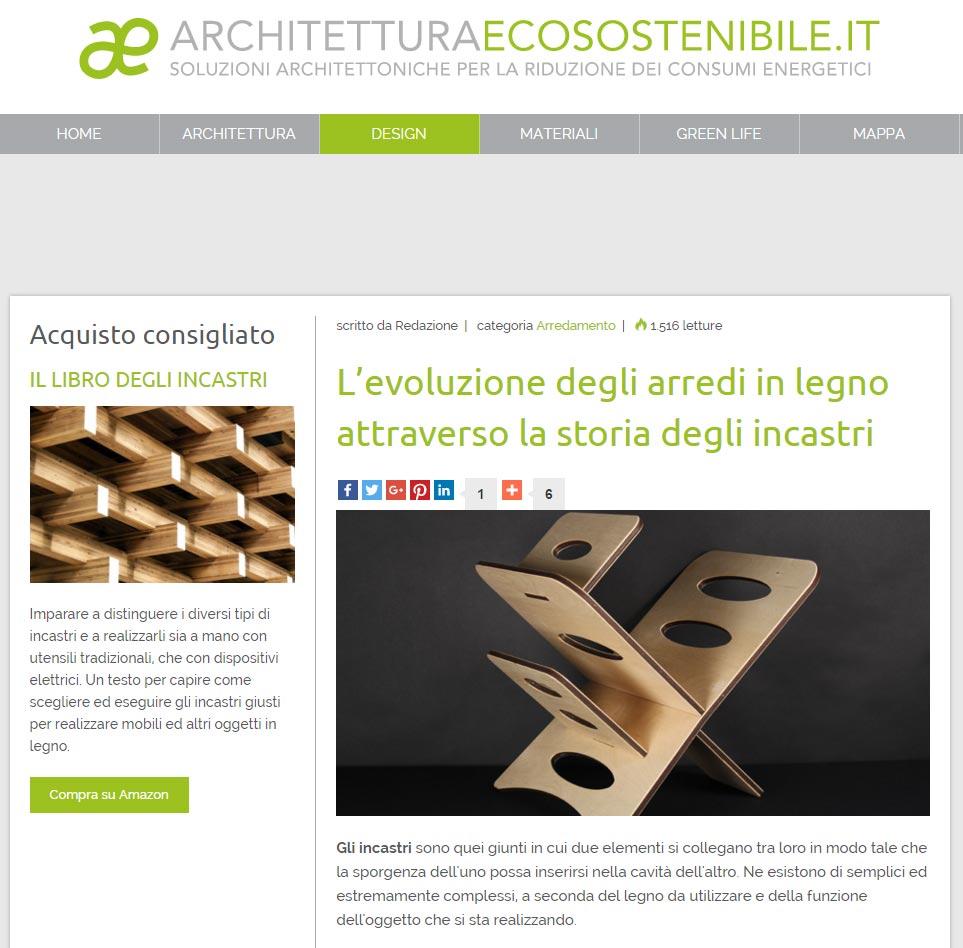 L evoluzione degli arredi in legno attraverso la storia for Arredi in legno