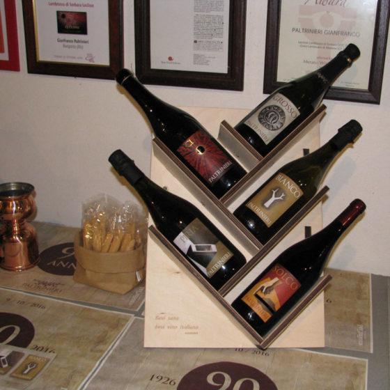 Mobili Per Bottiglie Di Vino. Interesting A Ftk Nellambito Del ...